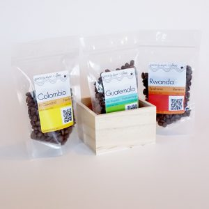 Coffee Triplet Gift Box